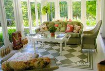 Sun Porch Ideas