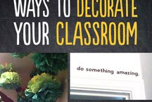 School Stuff / Things to help keep classroom organized
