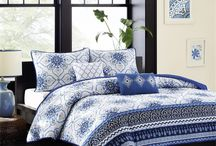 Intelligent Design Bedding / Add a bright and modern collection to your space with Intelligent Design.