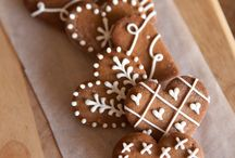 icing ginger bread
