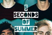 5 seconds of summer❤️ / This is a magical place where you can fangirl all day long with me!