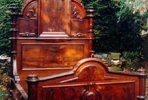 Muebles antiguos y con arte