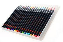 Water colore pen&Ink arts