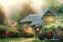 ART-Thomas Kinkade