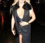 AISLEYNE HORGAN WALLACE Night Out in London