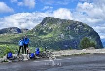 Norwegia / Nasza rowerowa Norwegia.