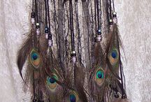 Sun/Dream catcher & Wind chimes