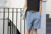 Bermuda Shorts / Duh