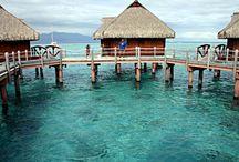 Raratonga / Far South Pacific - peace