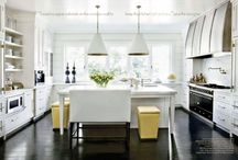 Kitchens ~ / ...the heart of the home / by Chris DiP