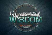A Pearl of Wisdom / Follow your instincts. That's where true wisdom manifests itself. / by Jennifer Henderson