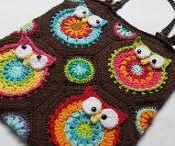 bolsos crochet / Bolsos crochet