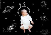 Dilek Saygin / Baby photo and graphic desing
