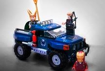Avengers-Inspired Toys