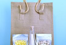 Destination Wedding Bags and Goodies / Hotel welcome bags, destination bags, favors, hangover kits and more