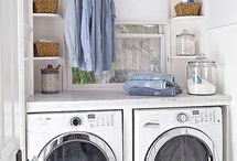 Laundry room ideas / Project valbonne