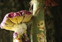 Petrichor/ Textile inspirations / Embroidery, nature and tales.