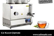Çay Makinesi & Çay Kazanı