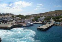 ГЁКЧЕАДА/ ЧАНАККАЛЕ / Остров в Эгейском море в провинции Чанаккале (Турция). Климатические условия Эгейского и Мраморного морей делают этот остров любимым местом для безмятежного и уединенного отдыха туристов со всей Европы. Британские СМИ даже включили остров в Топ-5 мест для идеального отпуска.