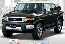 Toyota / Toyota Camry , Toyota Land Cruiser, Toyota FJ, Rav4, Urban Cruiser, Toyota Corolla etc.