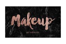 Makeup Artistry Business Cards