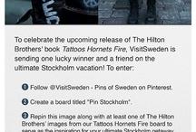 Pin Stockholm