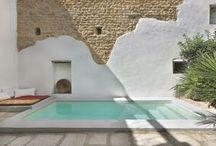 piscines petit patio