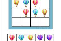 Ballon matematik