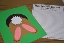Spring Teaching Ideas / Mar. Apr. and May Ideas / by Fabulous in FIrst