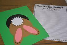 Spring Teaching Ideas / Mar. Apr. and May Ideas