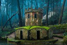 Abandoned places, buildings/Elhagyott épületek,helyek