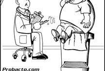 Health Comics / Comics about health