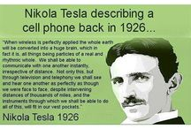 Nikola / Mr. Tesla, a proof that humanity exists and mankind can be extraordinary