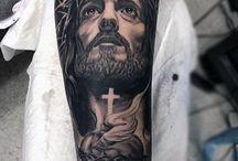 Tatuajes jesus