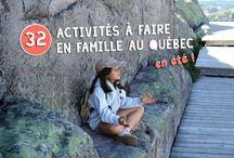 Quebec en famille
