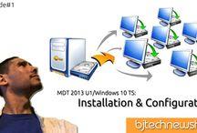 MDT 2013 U1 & Windows 10