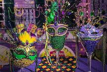 Carnaval decoratie