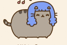Pushen cat