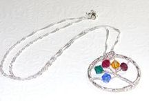 Mother and Grandmother Jewelry / Awesome Jewelry for Moms, grandmothers, aunts, etc!