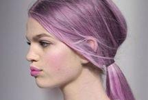 Spring Trends / Pretty pastels, merry mermaid hair, and flower crowns screams spring in 2014