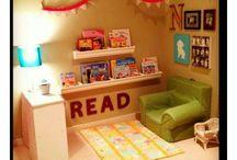 Bahar reading corner