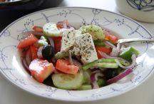 Food: salat