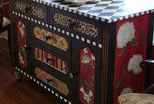 Furniture redos / by Jo Whitten