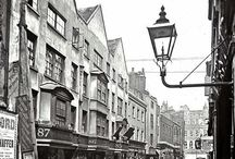Victorian London Streetscapes