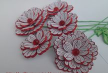 Handmade flowers / by Amy Crafts