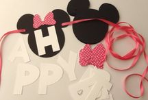 Birthday Party Ideas Minnie &Mickey