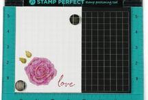 JULEGAVE TIPS - HAMPTON ART - STAMP PERFECT TOOL