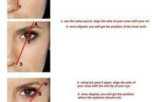 eye brow sharper