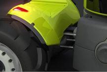 Design tractors