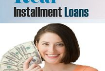 Real Installment Loans / Borrowers striving hard to manage cash should seek for real installment loans. these financial services will bless you with same day loans with easy repayment option. You need to apply online via http://www.realinstallmentloans.com